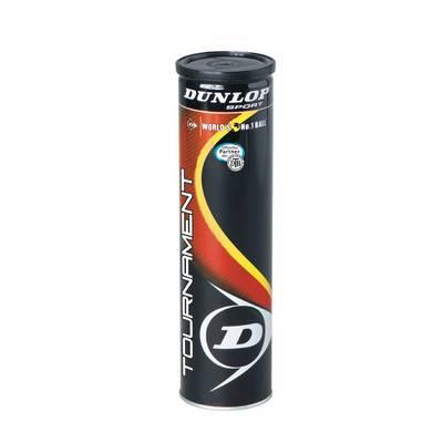 Dunlop Super Premium Fort Tournament Tennisball gelb