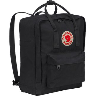FJÄLLRÄVEN Rucksack Kånken Daypack black