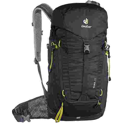 Deuter Trail 22 Wanderrucksack black-graphite