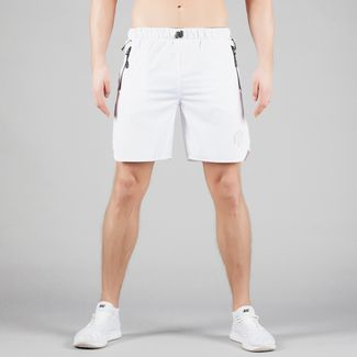 MOROTAI High Performance Shorts 3.0 Funktionsshorts Herren Weiß