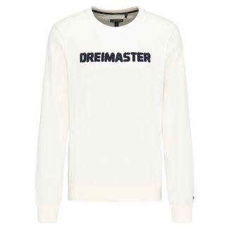 DreiMaster Sweatshirt Herren wollweiss