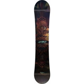 Nitro Snowboards MYSTIQUE ´19 All-Mountain Board Damen black