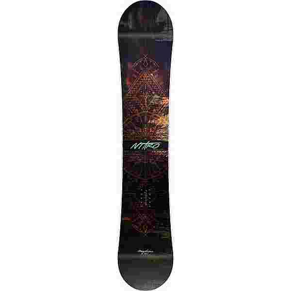 Nitro Snowboards MYSTIQUE ´19 All-Mountain Board Damen black
