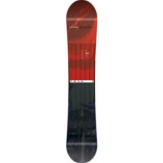 Nitro Snowboards TEAM GULLWING '19 All-Mountain Board Herren black-red