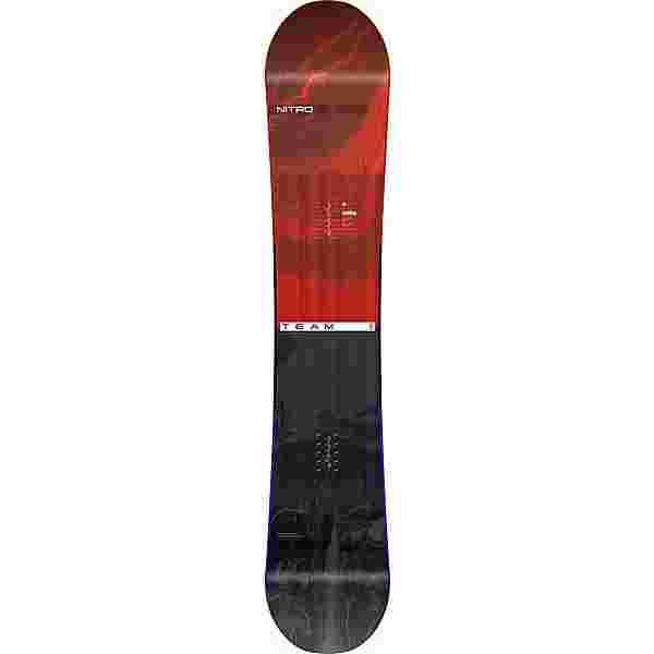 Nitro Snowboards TEAM GULLWING '19 All-Mountain Board Herren black-red