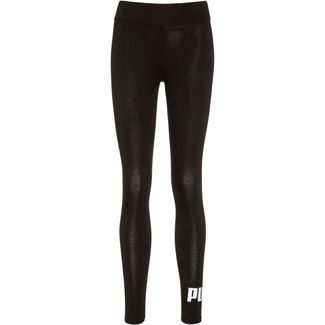 PUMA Leggings Damen cotton black