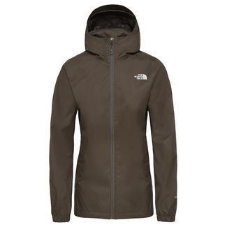 The North Face Quest Hardshelljacke Damen new taupe green