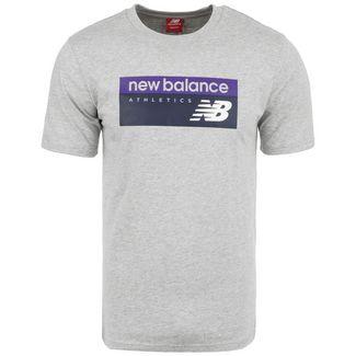Shirts von NEW BALANCE in lila im Online Shop von