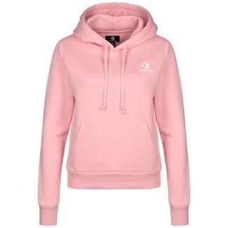CONVERSE Star Chevron Embroidered Hoodie Damen pink