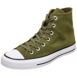 CONVERSE Chuck Taylor All Star Retrograde Sneaker Damen oliv
