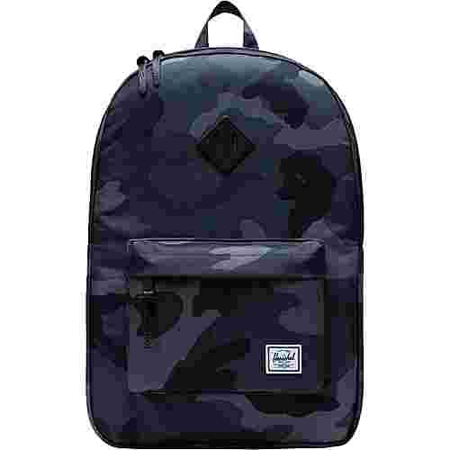 Herschel Heritage Daypack braun / blau