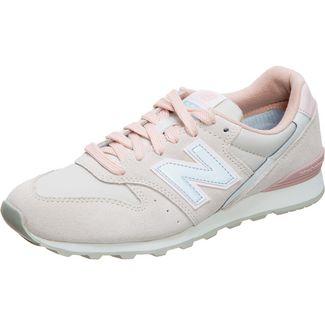 NEW BALANCE WL996-B Sneaker Damen altrosa / weiß
