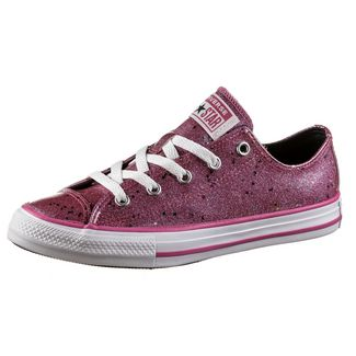 CONVERSE Chuck Taylor All Star Sneaker Kinder mod-pink-obsidian-white