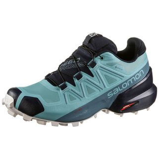 Salomon Speedcross 5 GTX Trailrunning Schuhe Damen meadowbrook-navy blazer