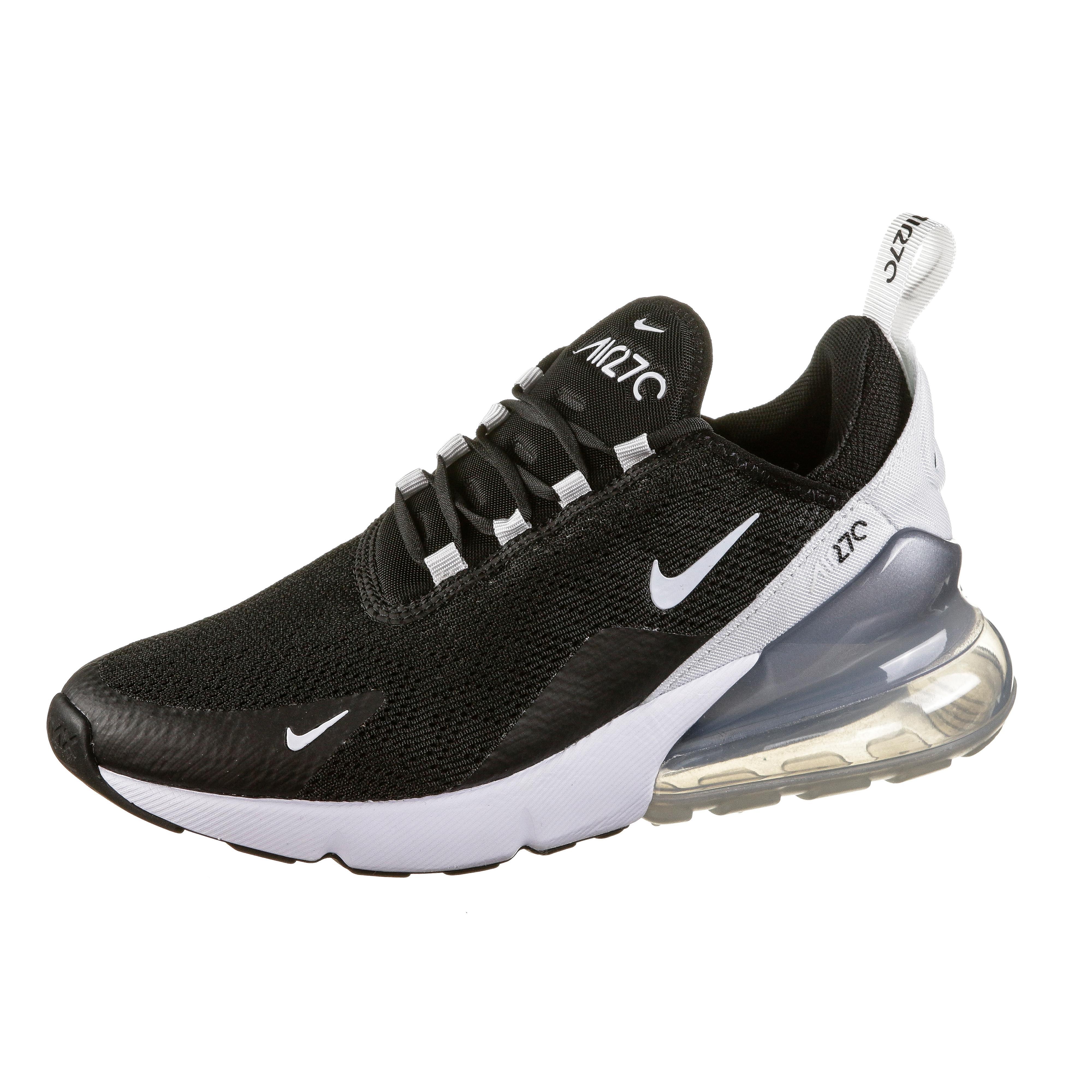 Nike Air Max 270 Sneaker Damen black-white-pure platinum-white im Online  Shop von SportScheck kaufen