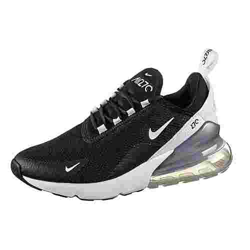 Nike Air Max 270 Sneaker Damen black-white-pure platinum-white