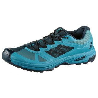 Salomon X Alpine W/Pro Trailrunning Schuhe Damen reflecting pond-tile blue