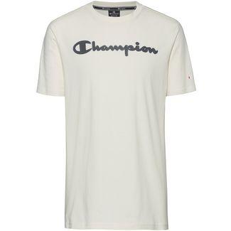 CHAMPION T-Shirt Herren white asparagus