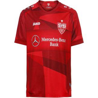 JAKO VfB Stuttgart 19/20 Auswärts Fußballtrikot Kinder rot
