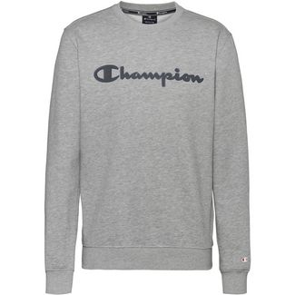CHAMPION Sweatshirt Herren oxford grey melange yarn dyed