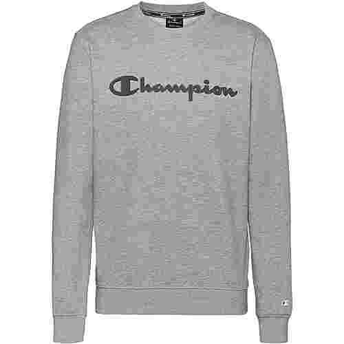 CHAMPION Sweatshirt Herren oxford grey melange yarn dyed