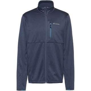 Columbia Outdoor Elements Fleecejacke Herren dark mountain-scout blue