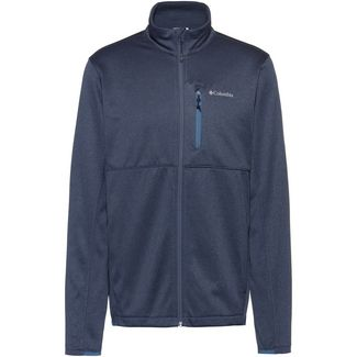 Columbia Outdoor Elements Fleecejacke Herren dark mountain-scout blue
