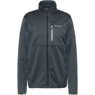 Columbia Outdoor Elements Fleecejacke Herren night shadow-columbia grey