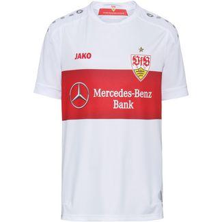JAKO VfB Stuttgart 19/20 Heim Fußballtrikot Kinder weiß