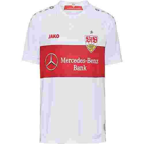 JAKO VfB Stuttgart 19/20 Heim Trikot Kinder weiß