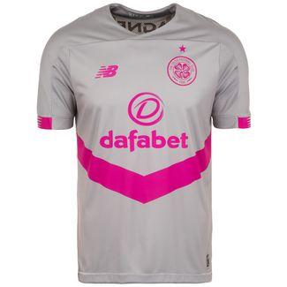 NEW BALANCE Celtic Glasgow 19/20 3rd Fußballtrikot Herren grau / pink