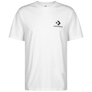 CONVERSE Left Chest Star Chevron T-Shirt Herren weiß