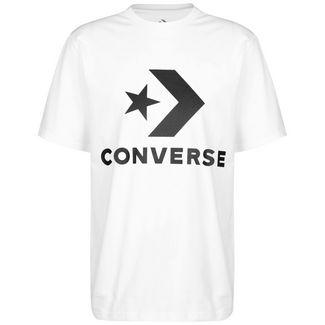 CONVERSE Star Chevron T-Shirt Herren weiß