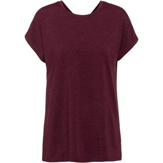 ON Laufshirt Damen mulberry