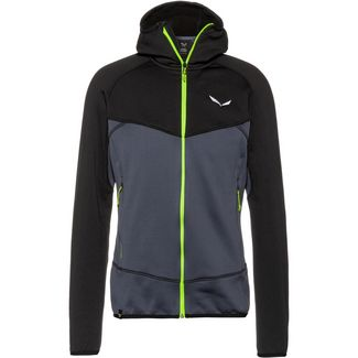 SALEWA PUEZ 3 Fleecejacke Herren black out