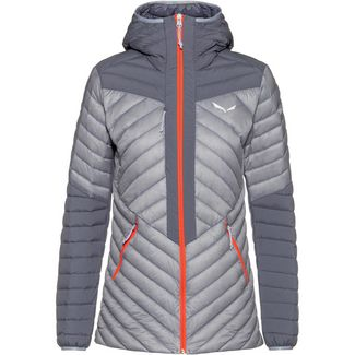SALEWA ORTLES LIGHT 2 Daunenjacke Damen flint stone