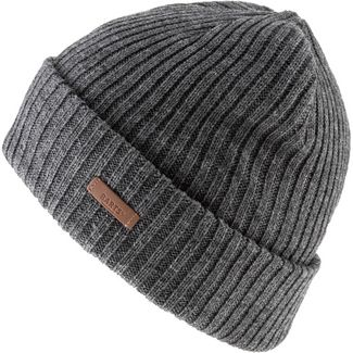 Barts Wilbert Beanie Herren dark heather