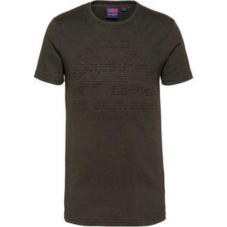 Superdry T-Shirt Herren albarn khaki green