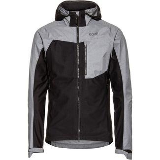 GORE® WEAR GORE-TEX® C5 INFINIUM™ Hybrid Jacke Funktionsjacke Herren black-terra grey