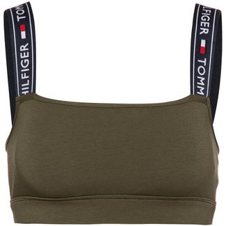 Tommy Hilfiger Bustier Damen olive night