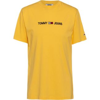 Tommy Jeans T-Shirt Herren aspen gold