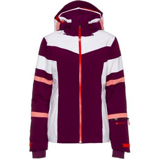 Spyder Captivate Skijacke Damen raisin