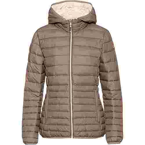 CMP Woman Zip Hood Jacket Steppjacke Damen torba mel