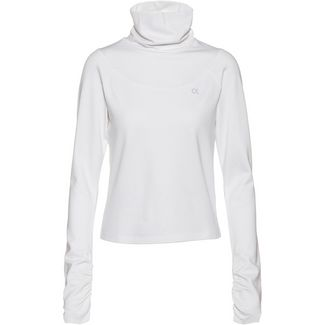 Calvin Klein Sweatshirt Damen bright white