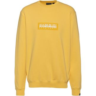Napapijri Box C Sweatshirt Herren yellow sunshine