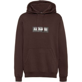 Napapijri Box H Hoodie Herren choco brown