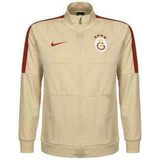 Nike Galatasaray Istanbul I96 Sweatjacke Herren beige / rot