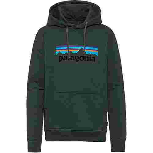 Patagonia P-6 Logo Hoodie Herren alder green