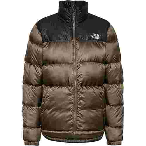 The North Face Nevero Daunenjacke Herren new taupe green-tnf black