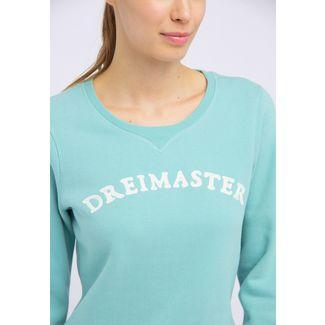 DreiMaster Sweatshirt Damen dunkelmint